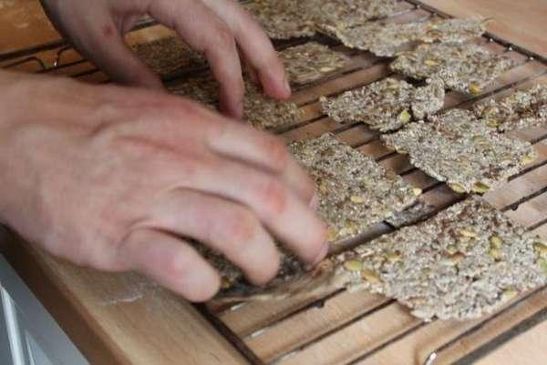 Хлебцы технология приготовления