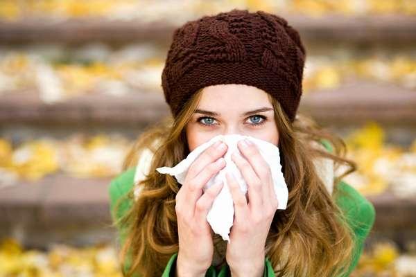 Как не стать жертвой осенней простуды?