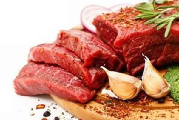 Ужин из говядины