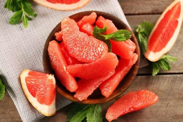 Варианты грейпфрутовой диеты Фото