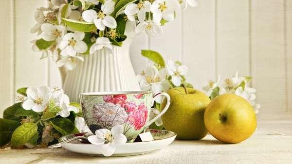 Совместимость зеленого чая и молока - Чай с жасмином