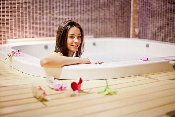 3 Типа скипидарных ванн