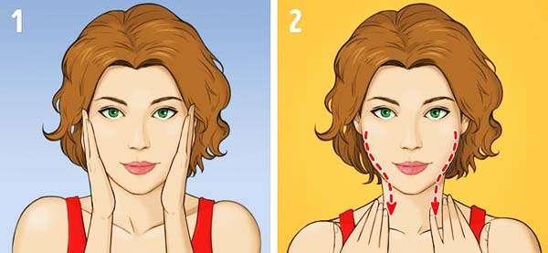 Упражнение № 1 - Разогреваем лимфатические пути