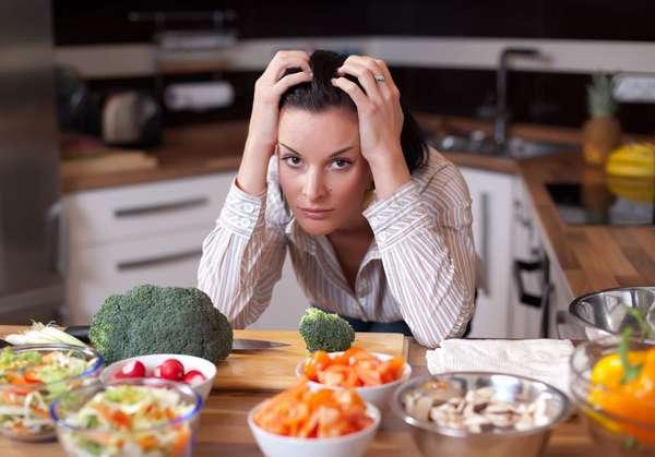 Очищающая щелочная диета Противопоказания