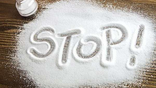 Без солевая диета