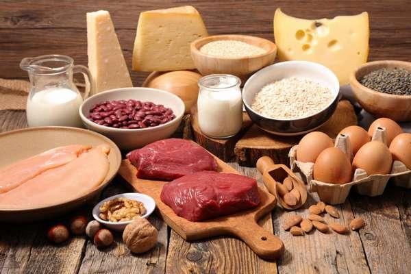 Правила белковой диеты