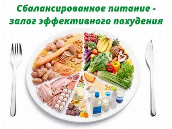 Химический состав диеты №6