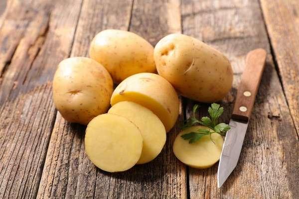 Диета на сыром картофеле