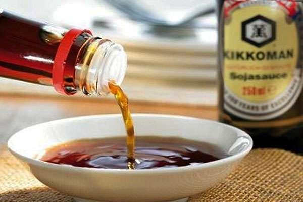 Состав настоящего соевого соуса описание, ингредиенты