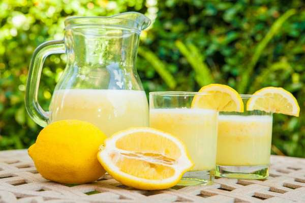 24 часа на лимонном соке