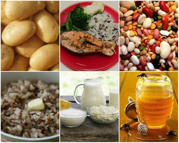 Безглютеновая диета — меню на неделю