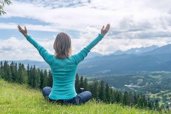 Медитация — это