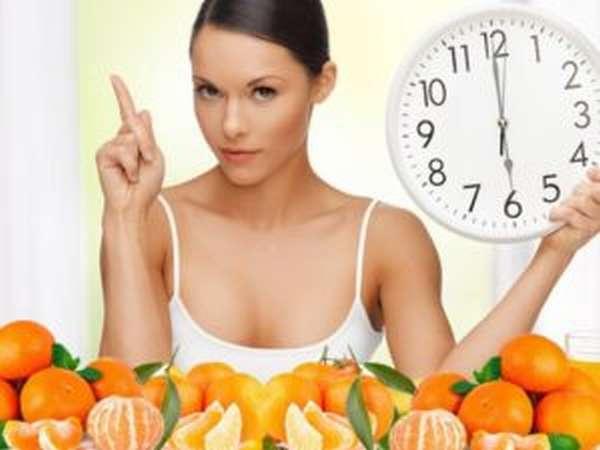 диета на 3 дня