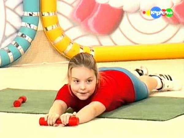 Вовлекаем ребенка в активную деятельность с помощью зарядки