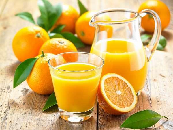 Апельсиновый сок тоже вреден?