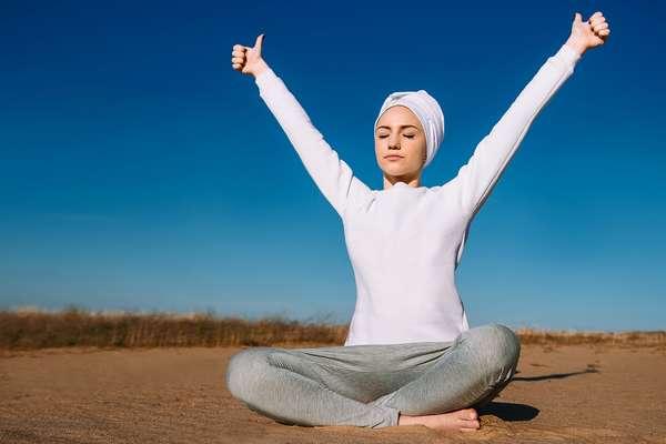 «Если вы поверите в йогу, она ответит вам тем же»