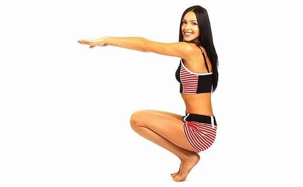 Эффективный комплекс тренировок для похудения