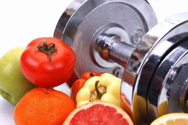 Фото: Интенсивный тренинг и питание