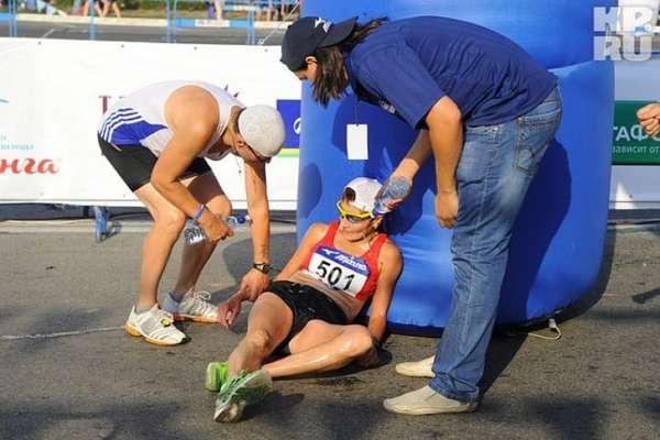 Марафон небезопасен для спортсменов-любителей