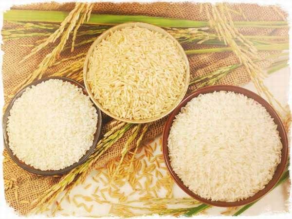 Как готовить и употреблять рис для похудения