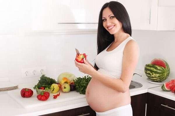 Питание при беременности по неделям третий триместр