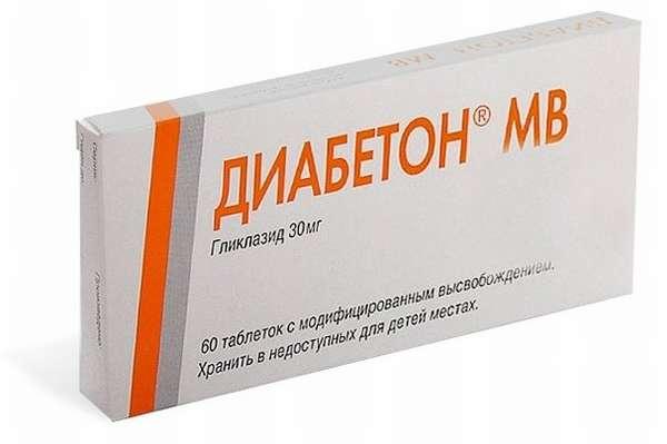 1. Диабетон