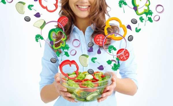 Правила здорового и правильного питания Фото