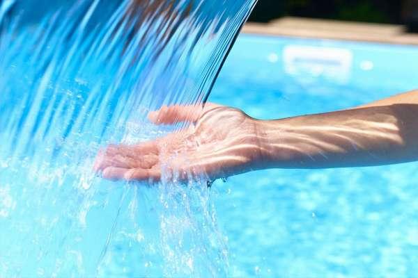 Выбираем бассейн с чистой водой
