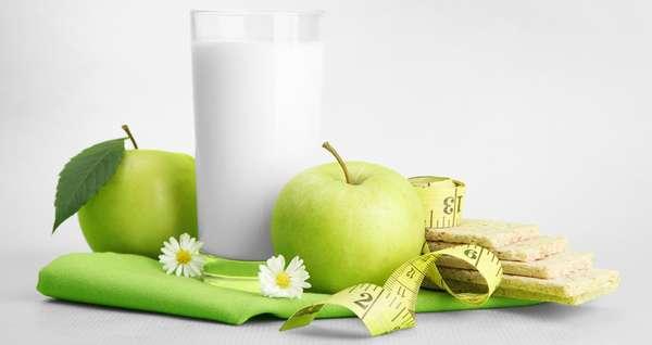 Положительные и отрицательные моменты кефирной диеты