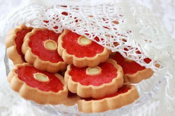 Чем заменить сахар. Вкусные печеньки.