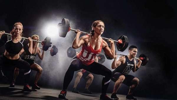 BodyPump: низко-ударная тренировка со штангой