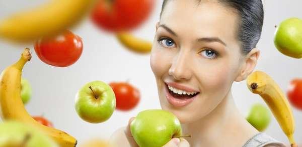 Низкокалорийные фрукты
