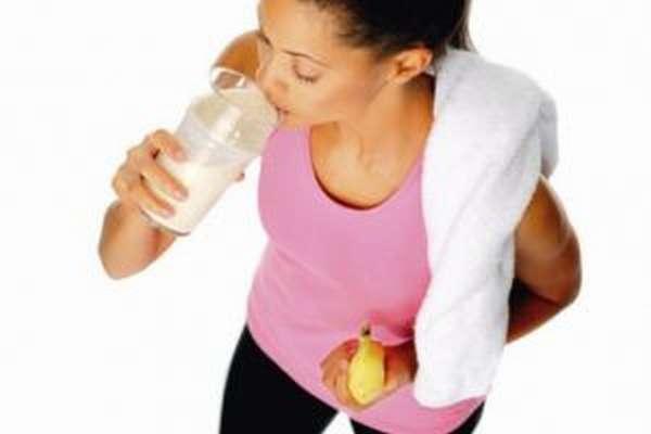 Сывороточный протеин для похудения и роста массы