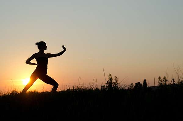 Утренняя зарядка мягко включает все системы организма