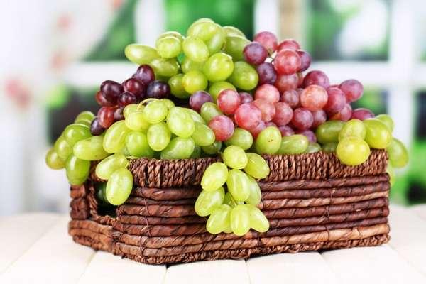 Виноградная диета для похудения: отзывы