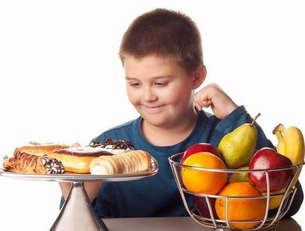 Правильное питание подростков Фото