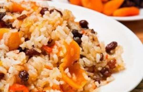Сырой рис натощак для похудения