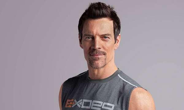 Тони Хортон - фитнес-инструктор