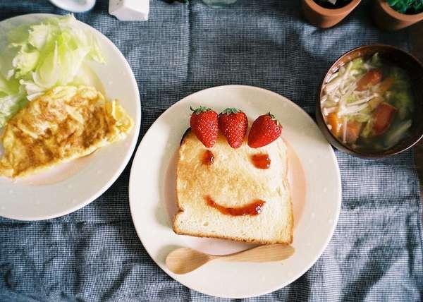 Едим на подъем настроения