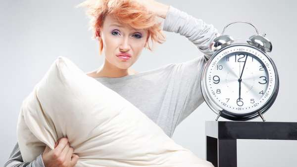 Не высыпаешься, значит, полнеешь!