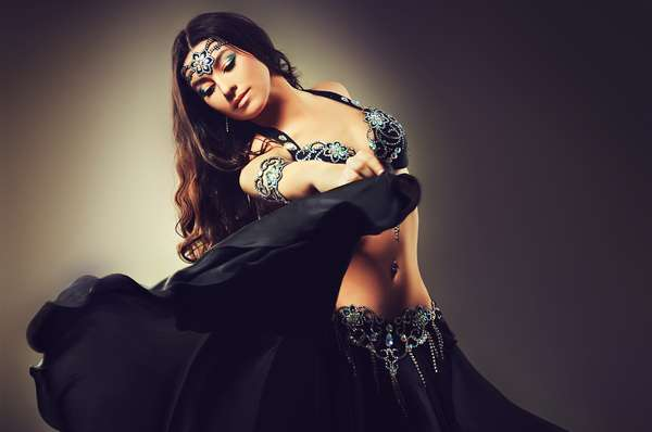 Oriental: общеукрепляющий и красивый танец живота